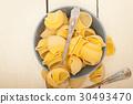 Italian snail lumaconi pasta 30493470