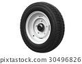 Wheel retro car 30496826