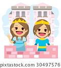 公主 王妃 王子 30497576
