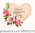 Happy Mother's Day background  30501270