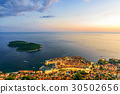 View of Dubrovnik old town 30502656