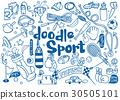 기호, 벡터, 스포츠 30505101