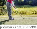 高爾夫球場 高爾夫 高爾夫球手 30505994