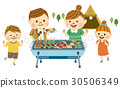 barbecue, barbecued, barbeque 30506349