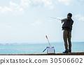 釣魚 捕魚 男人 30506602