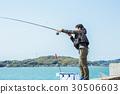 钓鱼 捕鱼 男性 30506603