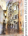 Streets of Innsbruck, Austria 30513323