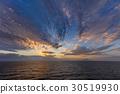 sunrise at sea 30519930