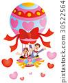 air, balloon, marriage 30522564