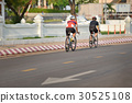 group of cyclist at professional race 30525108