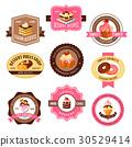 dessert, pastry, cake 30529414