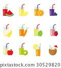 果汁 圖標 Icon 30529820