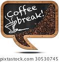 coffee, break, beans 30530745