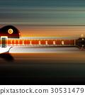 背景 电动 吉他 30531479