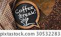 coffee, break, beans 30532283