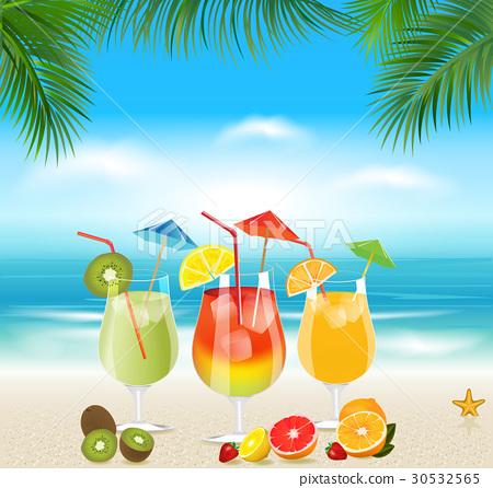 Beach Cocktail 30532565