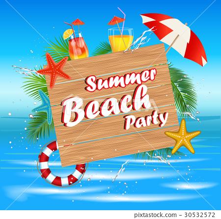 Summer Beach Party 30532572