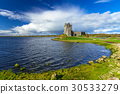 Dunguaire castle in Co. Galway, Ireland 30533279