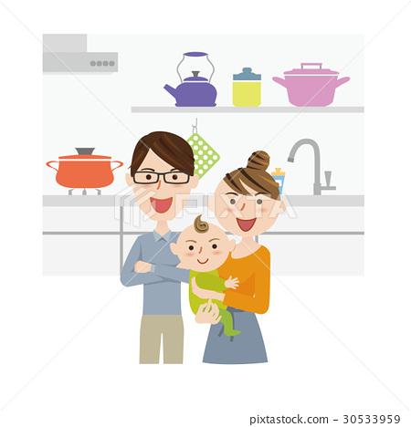 Kitchen family 30533959