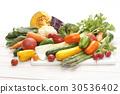 多彩的蔬菜 30536402
