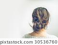 여성, 여자, 헤어스타일 30536760
