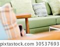 Cushion on sofa 30537693