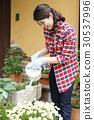gardening, female, females 30537996