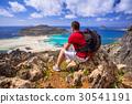 man, backpack, balos 30541191