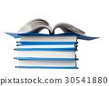 Stack of folders 30541880
