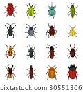 set bugs icon 30551306