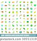 100, green, ecology 30551319