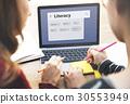 dictionary, laptop, literacy 30553949
