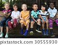 children classmates kindergarten 30555930