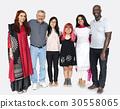 diverse, ethnicity, people 30558065