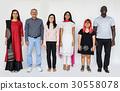 diverse, ethnicity, people 30558078