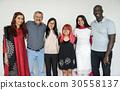 diverse, ethnicity, people 30558137