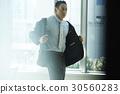businessman wearing suit 30560283