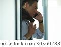 商人 商务人士 男性白领 30560288