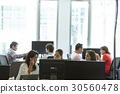 办公室 同事 合作 30560478