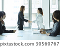 business meeting window 30560767