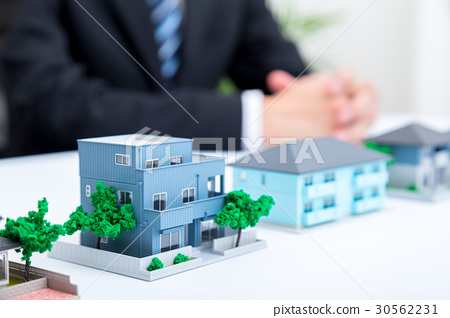 房地產住宅租賃微型固定資產稅房地產投資諮詢免稅公寓或獨立式住宅 30562231
