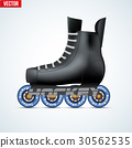 Vector Inline skating 30562535