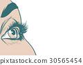retro, pop, eye 30565454