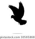 silhouette animal black 30565868