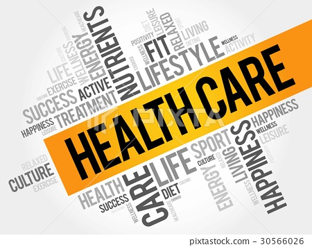 Health care word cloud 30566026
