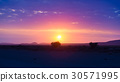 Sunrise over The Namib desert 30571995