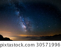 The outstanding beauty of the Milky Way arc 30571996