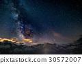 milky, way, star 30572007