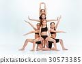 The kids dance school, ballet, hiphop, street 30573385