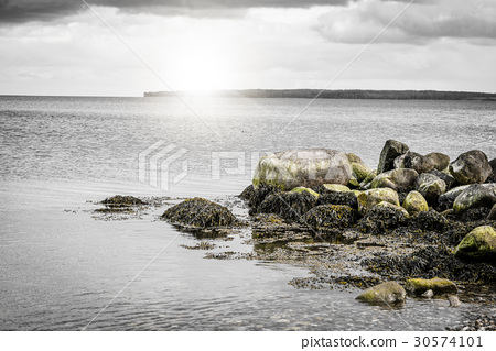 Rocks by the sea 30574101